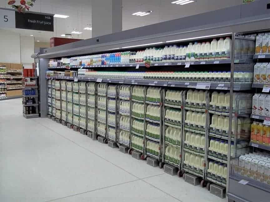 Amber Refrigerator