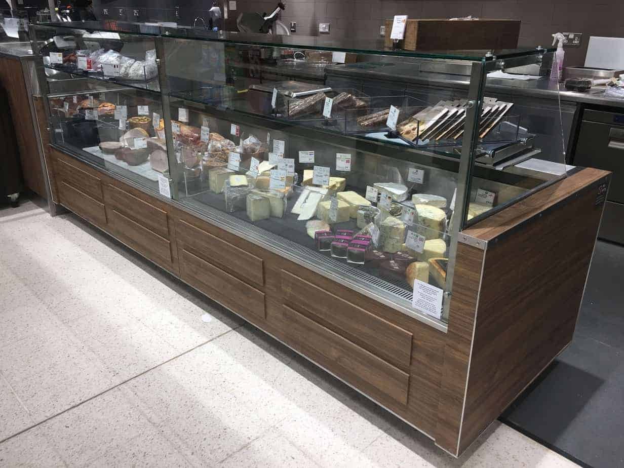 Jade Refrigerated Promotional Displays