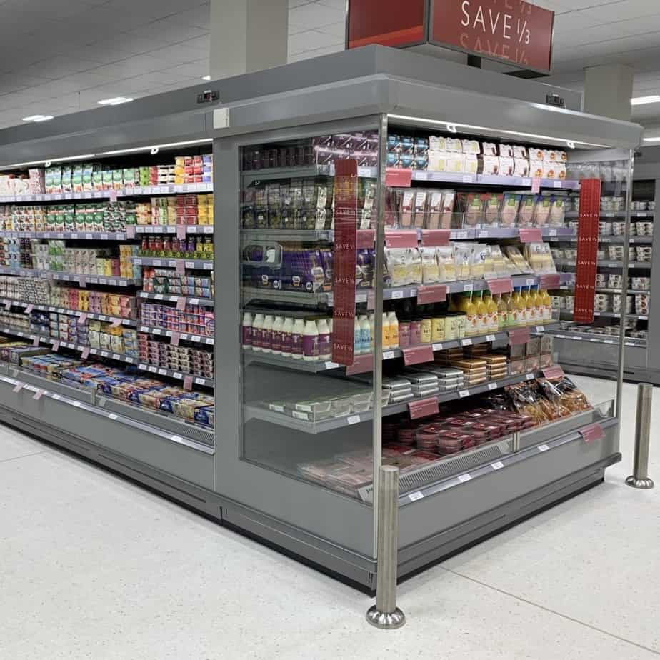 Retail Multideck Cabinets