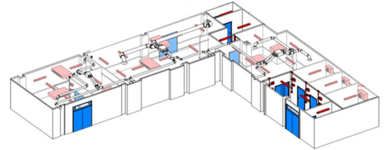 Pharmaceutical Cold Rooms